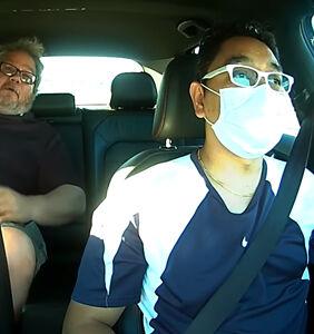 WATCH: Video of racist, homophobic Lyft passenger goes viral