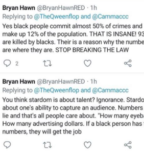 OnlyFans faces mounting pressure to delete Bryan Hawn's profile following racist meltdown