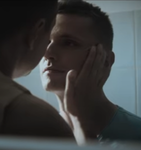 WATCH: This steamy Polish condom ad just made history for featuring gay couple