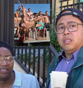 WATCH: Jimmy Fowlie wants to post a shameless thirst trap in 'Curtis the Problematic White Gay'