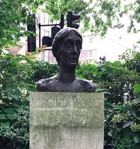 Check out the London heritage homes celebrating queer British literary figures