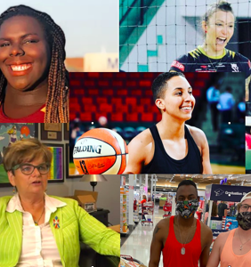 Meet the brave sports heroes of 2020 changing the world for the better