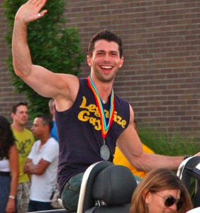"""Jonathan D. Lovitz on the spirit of Philly Pride: """"Racial justice is an LGBT fight, too"""""""