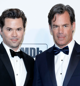 Andrew Rannells describes shooting sex scenes with real-life boyfriend Tuc Watkins in detail