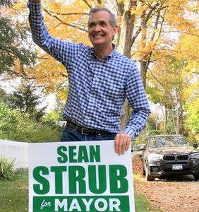 """Can a """"gay leftie with AIDS"""" get elected rural town mayor?"""