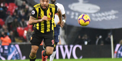 """Pro footballer Troy Deeney: """"There is a gay or bisexual in every football team"""""""