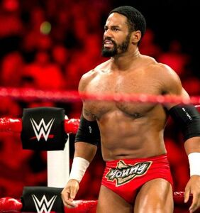 Pro wrestler Darren Young reflects on being the first openly gay WWE performer