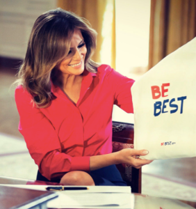 As Melania looks back on the legacy of #BeBest, the rest of Twitter tells her to #BeGone