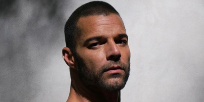 PHOTOS: Ricky Martin goes full leather daddy
