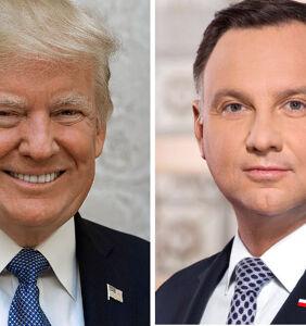 Trump congratulates Poland's homophobic President on his re-election