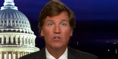 Tucker Carlson once belonged to a fan club for Harvey Milk's assassin