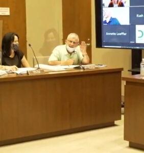 WATCH: Indiana city councilman's racist, antigay public outburst