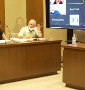 WATCH: Indiana city councilman's racist, antigay public outburst