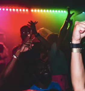 He is a king of gay nightlife. Here's what his life is like during the shut down.