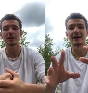 """Unapologetic Fire Island partier completely loses it, blasts """"tattletales"""" in unhinged video"""