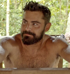 PHOTOS: Gay Twitter is praising Zac Efron's new show for its…ahem…educational content