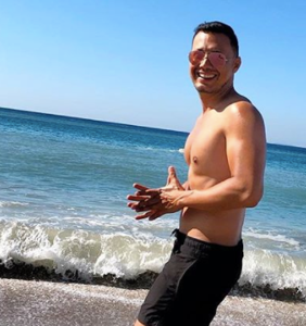 PHOTOS: Um, we need to talk about how Luis Sandoval is a total snack