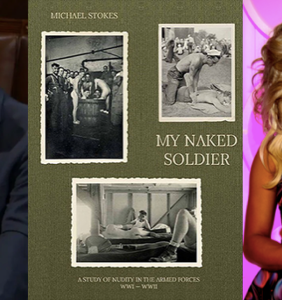New book features thirsty pics of real WW2 soldiers, Ted Yoho keeps losing, Shangela has a surprise