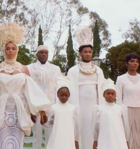 "Here's how to watch Beyoncé's stunnnning new visual album ""Black Is King"""
