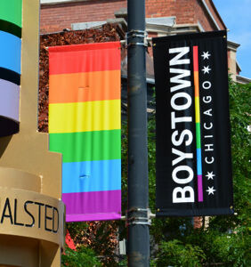 Petition demands 'Boystown' in Chicago change its name to be more inclusive