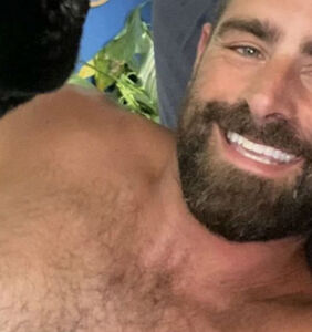 Politician Brian Sims posts topless, bedroom selfie with beloved friend