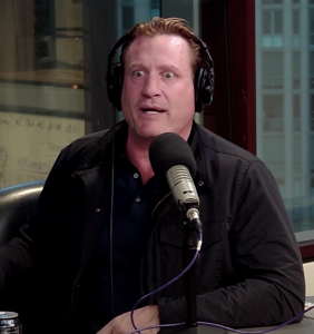 Disgruntled sports commentator sues NBC, says he was fired for being straight
