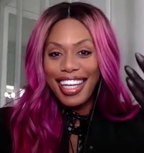 WATCH: Laverne Cox talks trans representation & quarantine dances