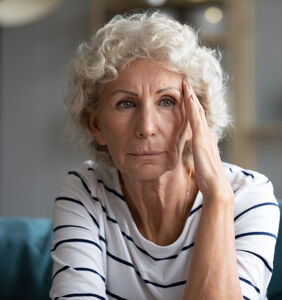 She just found out her husband has been sleeping with multiple men a week for decades