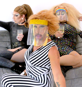"""WATCH: This DILFy drag queen turns """"50 years old"""""""