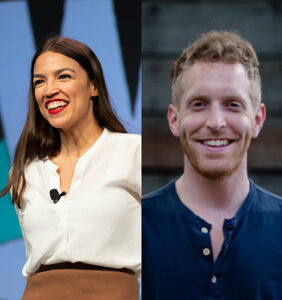 Alexandria Ocasio-Cortez stumps for Alex Morse amid homophobic scandal