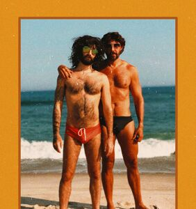 """PHOTOS: Travel back to vintage Fire Island with """"Hot Rods"""" erotic photo book"""