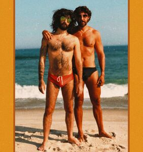 "PHOTOS: Travel back to vintage Fire Island with ""Hot Rods"" erotic photo book"