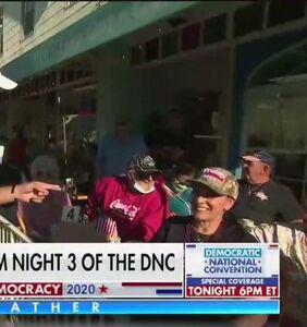 "Fox News runs untrue segment about how coronavirus is ""over""... so everybody crowd into restaurants!"