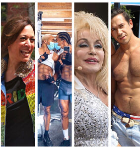 PHOTOS: Let's get political! Best of Queerty's Instagram, August Edition