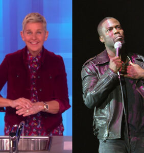 Kevin Hart comes to Ellen's defense; former show DJ Tony Okungbowa calls out toxicity