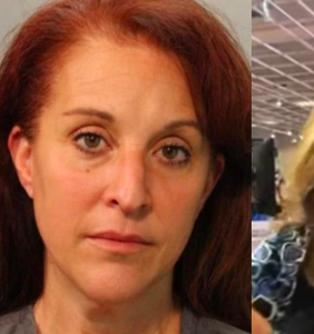 Karma has finally called for that anti-masker who coughed on cancer patient at Pier 1