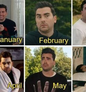 The best #2020Mood calendar memes (so far!)