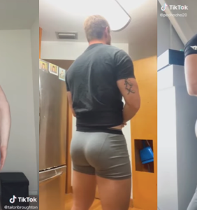 WATCH: This thicc guys on TikTok compilation is everything we didn't know we needed
