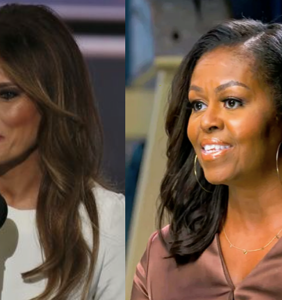 People can hardly wait to hear Melania give Michelle Obama's incredible DNC speech again next week