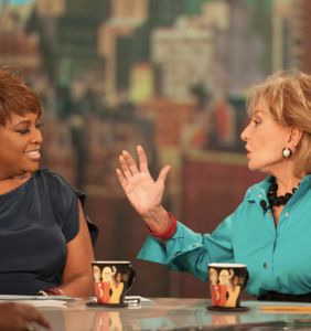 The View's Sherri Shepherd on her antigay past, pay discrimination, and mean girl Barbara Walters