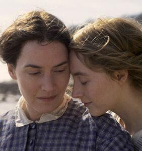 WATCH: Kate Winslet & Saoirse Ronan get steamy in 'Ammonite'