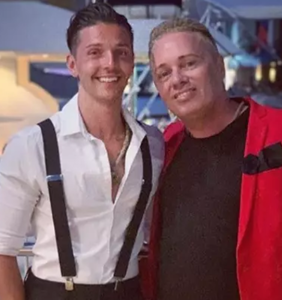 Gay millionaire pops the question to daughter's ex-boyfriend; he said yes