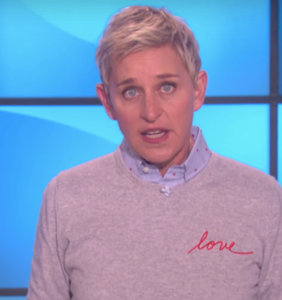 As if things couldn't get any worse for Ellen, this happened…