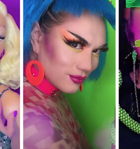 WATCH: Erasure taps Amanda LePore, Manila Luzon, Raja and other legends to star in latest video