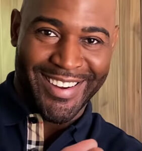 Karamo Brown and Chris Salvatore swim naked together in revealing video