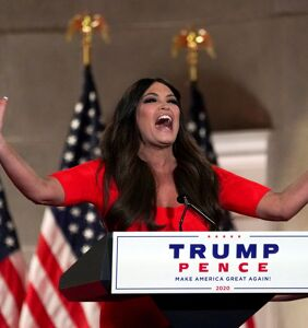 """HR nightmare"" Kimberly Guilfoyle allegedly offered lap dances and hot tub parties to Trump donors"