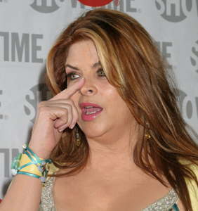 Kirstie Alley takes a break from promoting hydroxychloroquine to invite Tulsi Gabbard to hang out