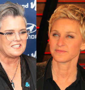 Rosie O'Donnell has more to say about Ellen but we're not so sure she's gonna appreciate it