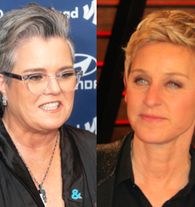 Rosie O'Donnell breaks her silence on the ongoing Ellen drama