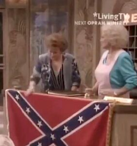 """WATCH: That time the """"Golden Girls"""" told everyone the Confederate flag is racist… 28 years ago"""